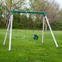 Backyard Discovery Mini Brutus Swing Set