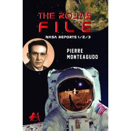 The Rojas File - eBook (Halloween Peluca Roja)