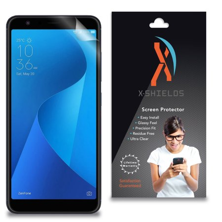 Xshields High Definition Hd Screen Protectors For Asus Zenfone Max Plus M1