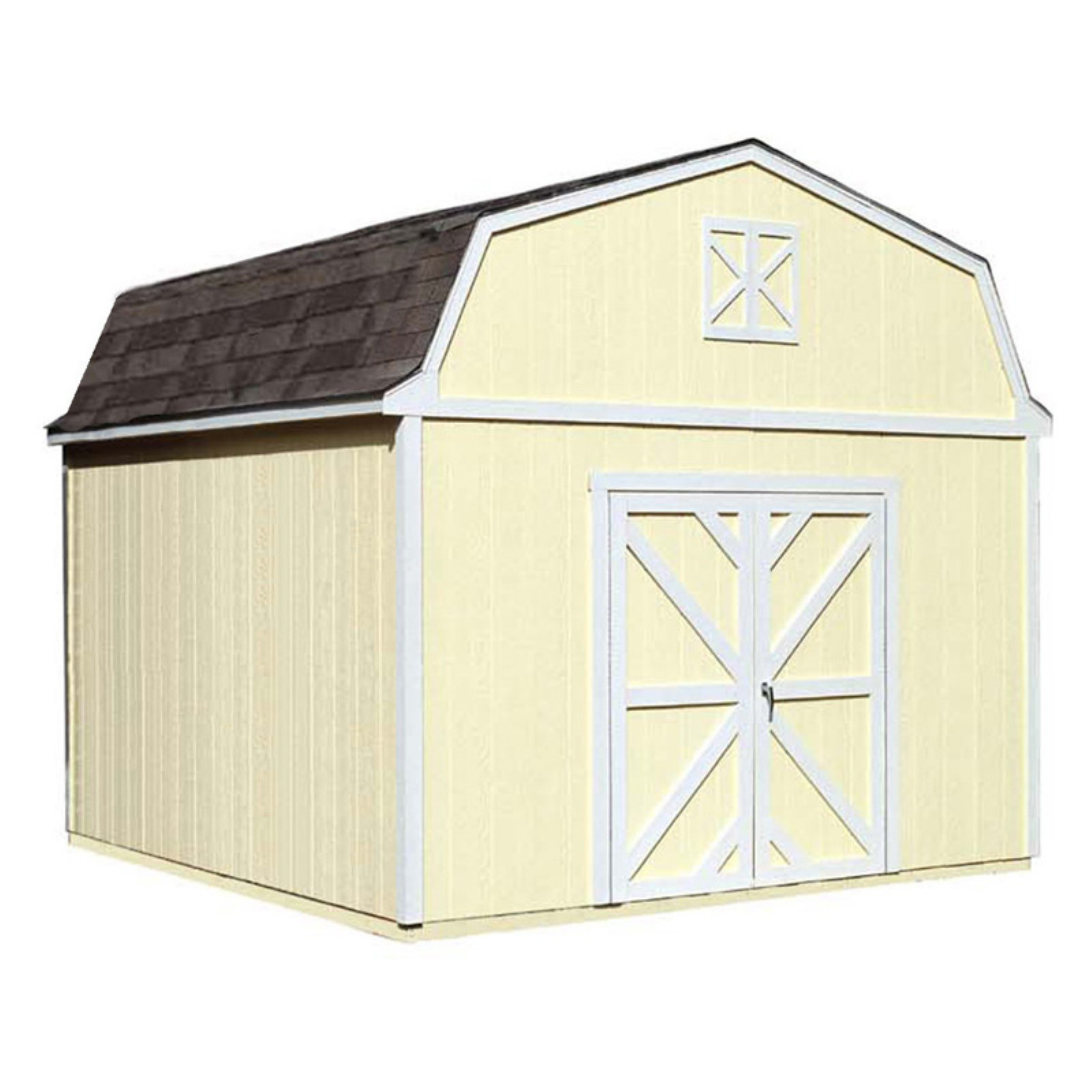 Handy Home Sequoia Storage Shed - 12 x 12 ft.