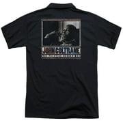 John Coltrane Prestige Recordings (Back Print) Mens Polo Shirt