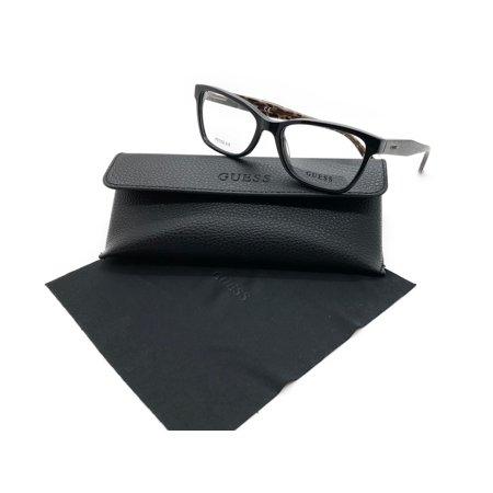 Guess Brown Eyeglasses Frame Remove Demo lenses for RX GU2647 V 001 51MM