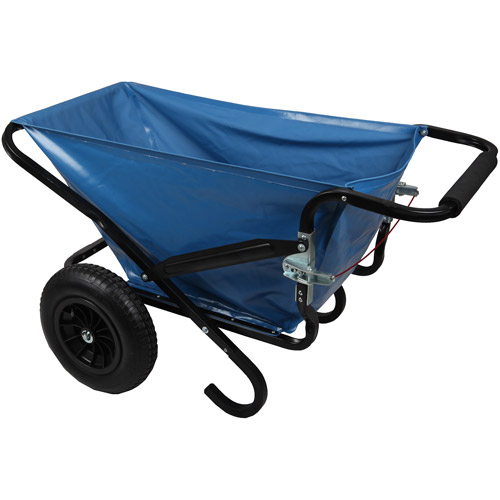 Ozark Trail Heavy Duty Fold-A-Cart, Blue