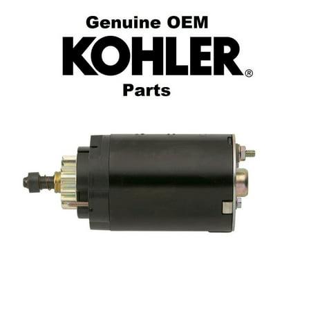 Genuine Kohler 20-098-11-S Electric Starter Replaces 20-098-10-S 20-098-08-S OEM