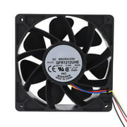 Opolski FX-7500RPM 5A 4Pin Cooling Fan Mining Heat Cooler for Antminer Bitmain S7 S9