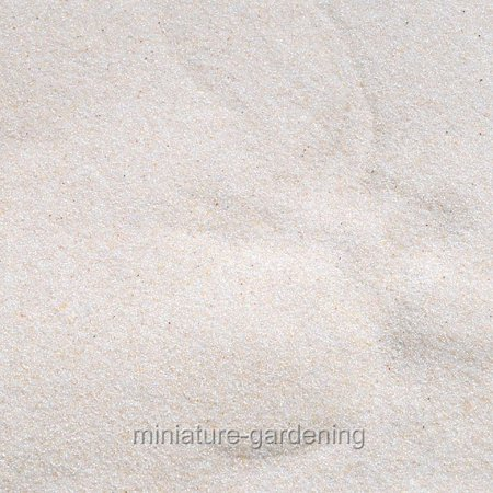 Miniature Beach Sand - 1.5 lbs for Miniature Garden, Fairy Garden