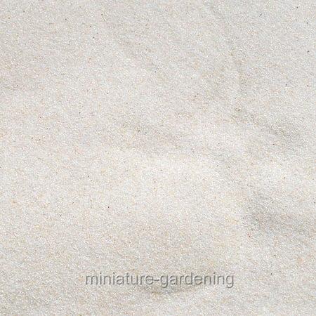 Miniature Beach Sand - 1.5 lbs for Miniature Garden, Fairy Garden