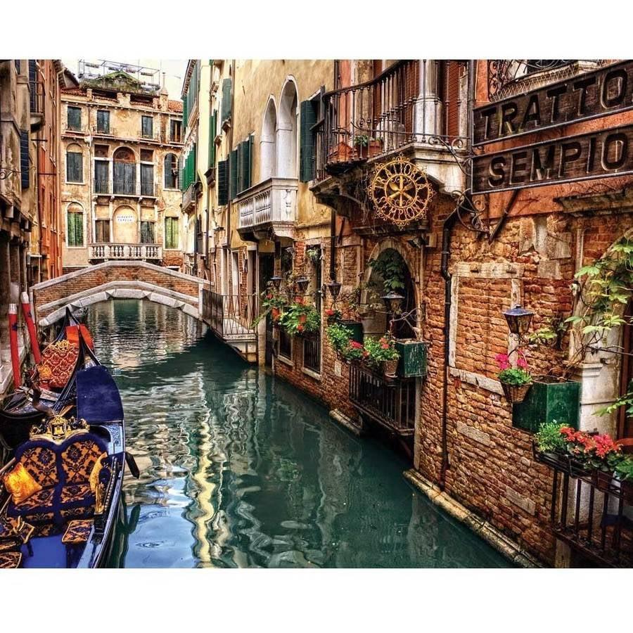 Springbok Sempione Italy 1,000-Piece Jigsaw Puzzle by Generic