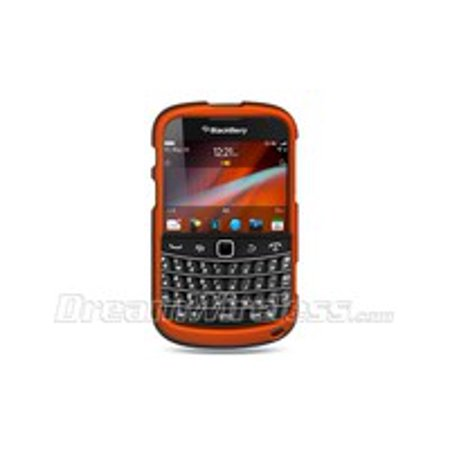 - BLACKBERRY BOLD TOUCH / DAKOTA / 9900 / 9930 CRYSTAL RUBBER CASE ORANGE-CRBB9900OR