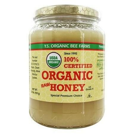 YS ORGANIC100% Certified Organic Honey -