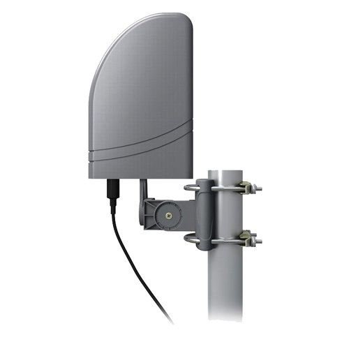 RCA Outdoor Digital Video Broadcast Terrestrial with Amplified Antenna