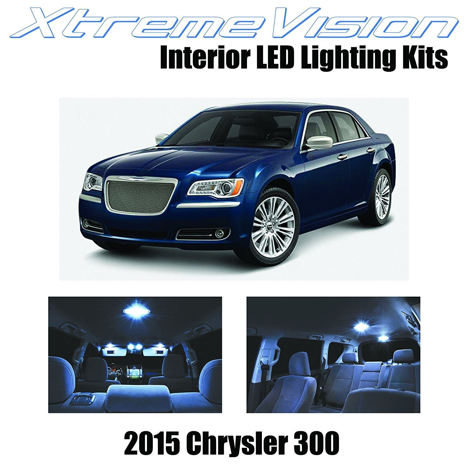 XtremeVision LED For Chrysler 300 / 300C 2015+ (10 Pieces