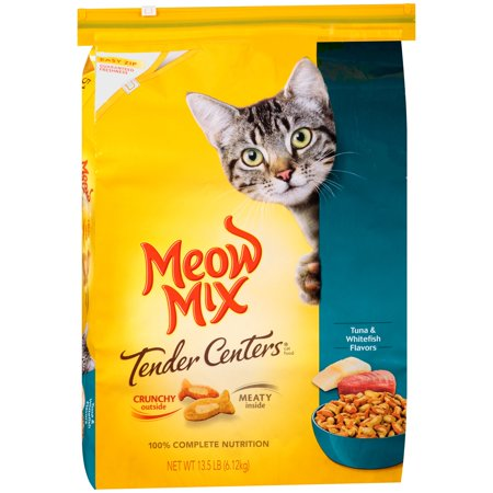 Upc 829274512510 Meow Mix Tender Centers Tuna And