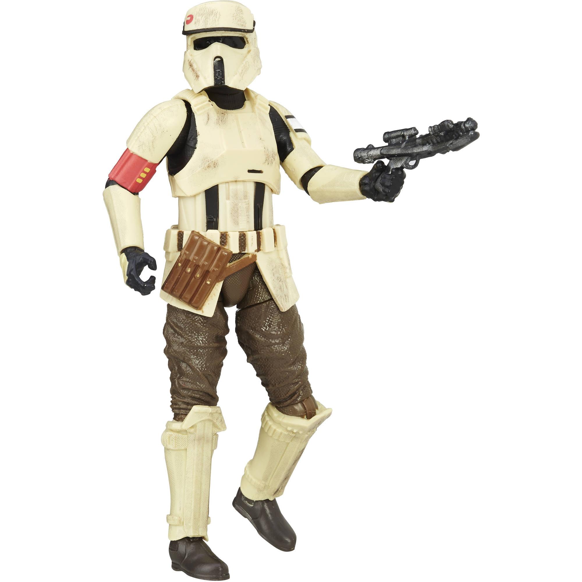 Star Wars S1 Bl Shark Trooper Yellow