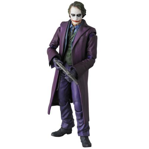 "Batman The Dark Knight MAFEX 6"" Action Figure: The Joker by Medicom"