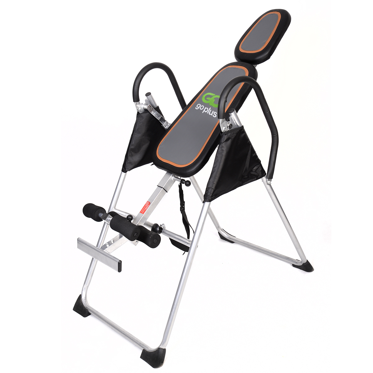 Costway New Foldable Premium Gravity Inversion Table Back...