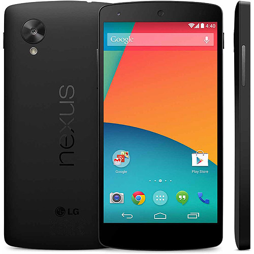 LG Nexus 5 Smartphone 32GB (Unlocked)