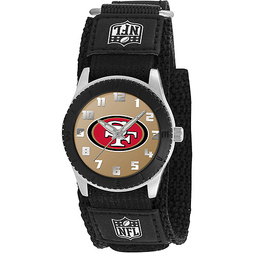 Game Time NFL Men's San Francisco 49ers Rookie Series Watch