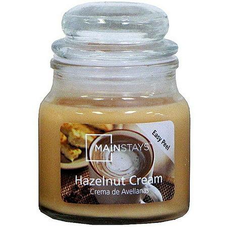 Mainstays 3 Oz Candle Hazelnut