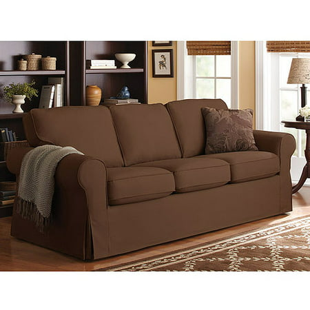Better Homes and Gardens Slip Cover Sofa, Multiple Colors