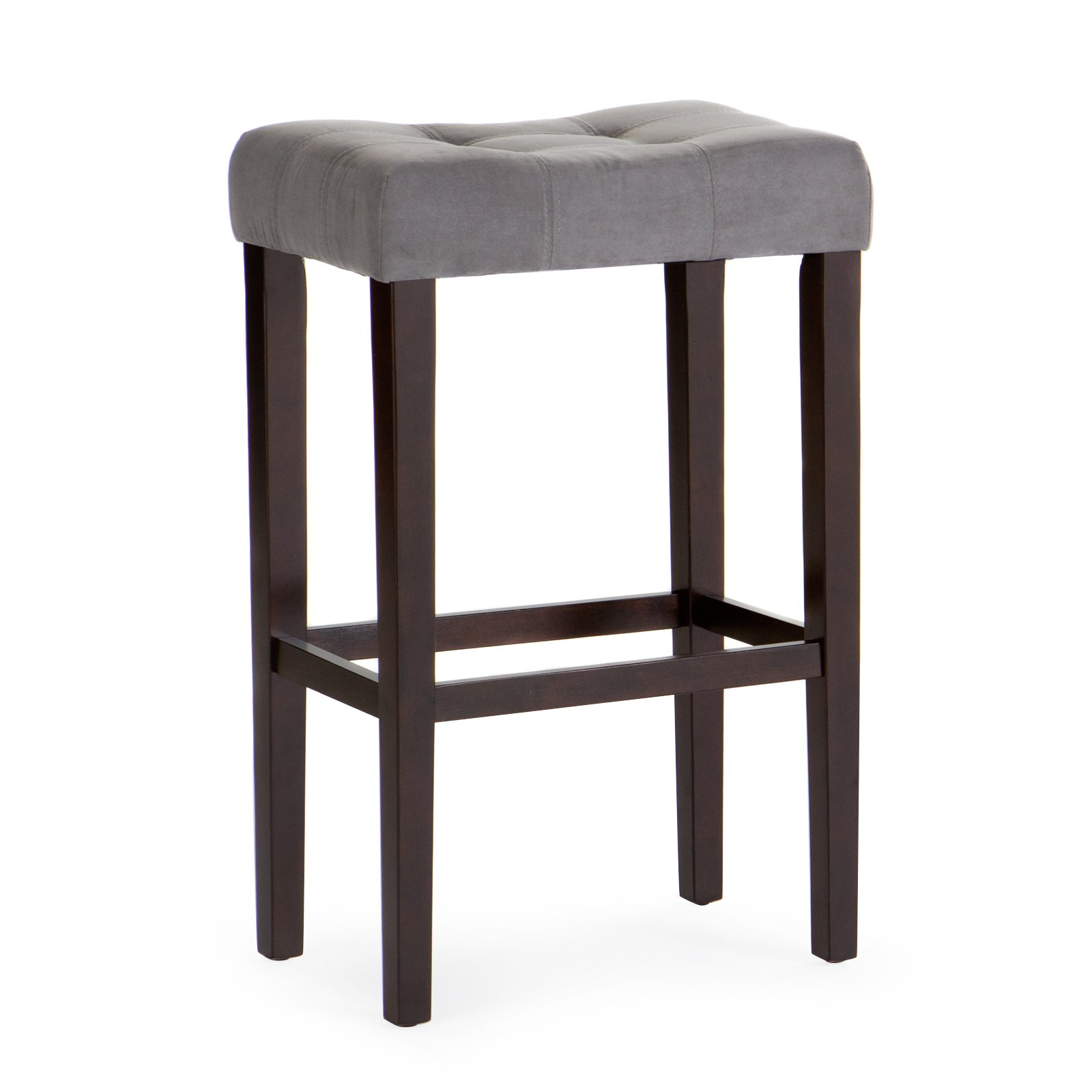 Saddle Back Espresso Bar Stools