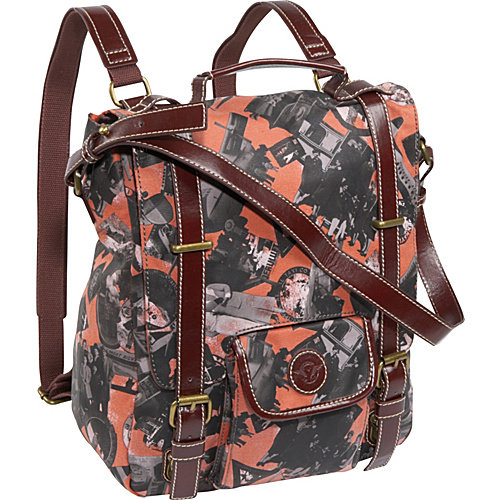 Sydney Love Going Places Backpack