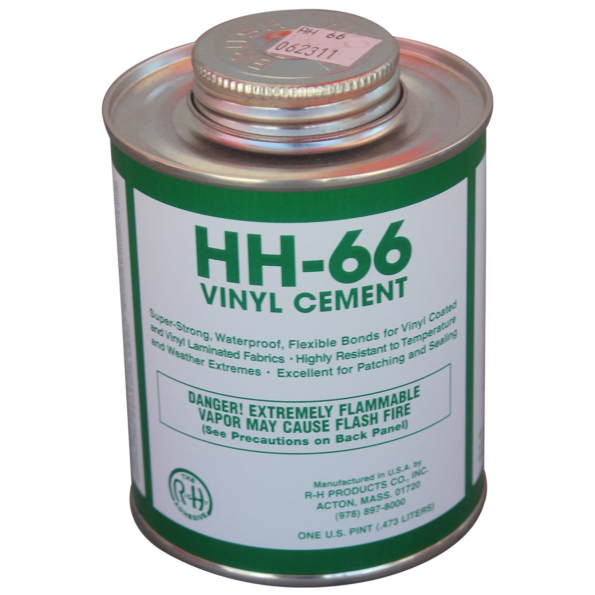 Celina Tent Pint Can HH66 Vinyl Cement