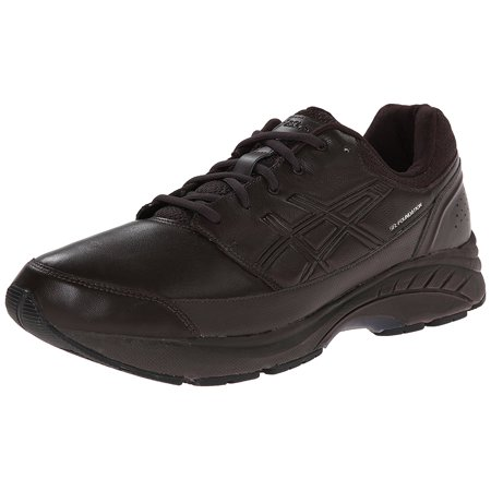 101786b19f ASICS - Men's GEL-Foundation Workplace (4E) Walking Shoe - Walmart.com