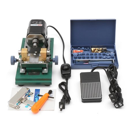 220V 280W Pearl Drilling Holing Machine Driller Jewelry Punch Tools Full Set holemaker for Jewelry Design Repair DIY - image 1 de 10