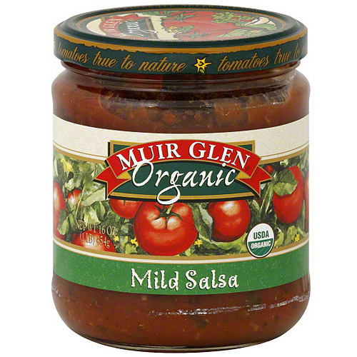 Muir Glen Mild Salsa, 16 oz (Pack of 6)