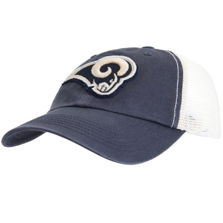 St. Louis Rams Logo Stanwyk Stretch Fit Cap by