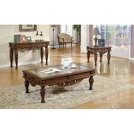 bestmasterfurniture 3 piece coffee table set