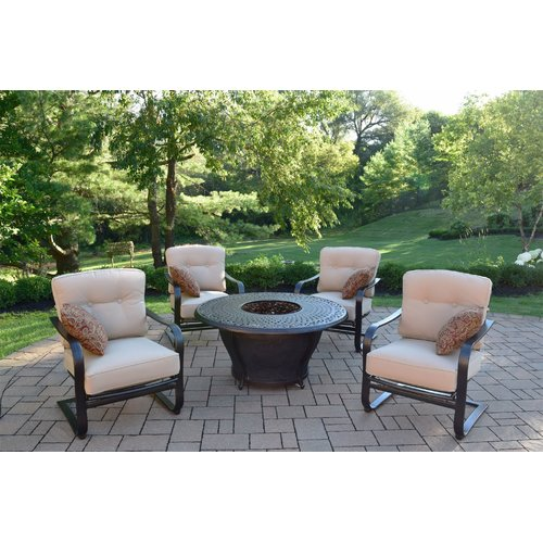 Ordinaire Darby Home Co Owego 8 Piece Conversation Set With Cushions