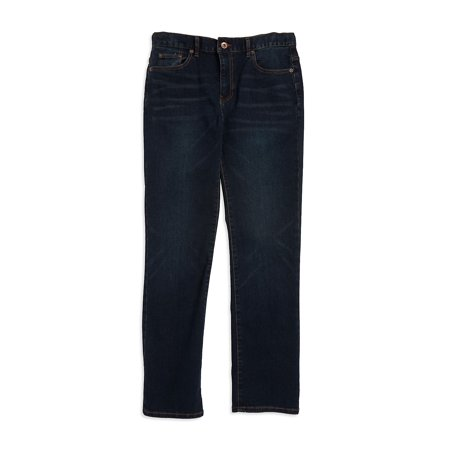 Boy's Faded Straight Jeans (True Religion Boys Jeans)