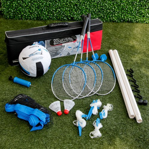 Halex Select Volleyball/Badminton Combo
