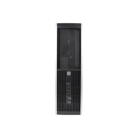 Refurbished HP 6300-SFF Desktop PC with Intel Core i3-3220 Processor, 4GB  Memory, 250GB Hard Drive and Windows 10 Pro (Monitor Not Included)