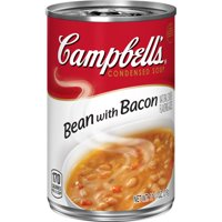 Campbell'sCondensed Bean with Bacon Soup, 11.25 oz. Can