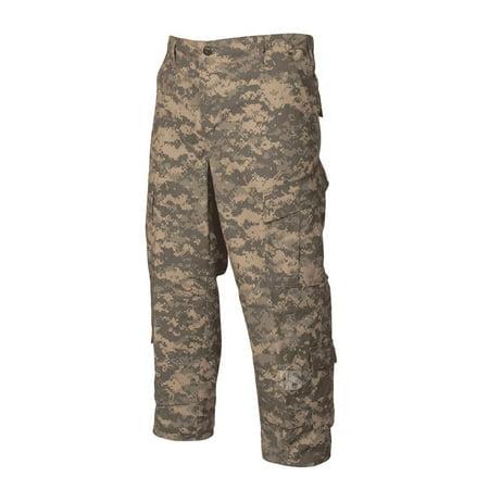 ACU Trousers Army Digital 50/50 Nylon, Cotton Rip-Stop, 2XLarge Regular Acu Digital Bdu Pants Trousers