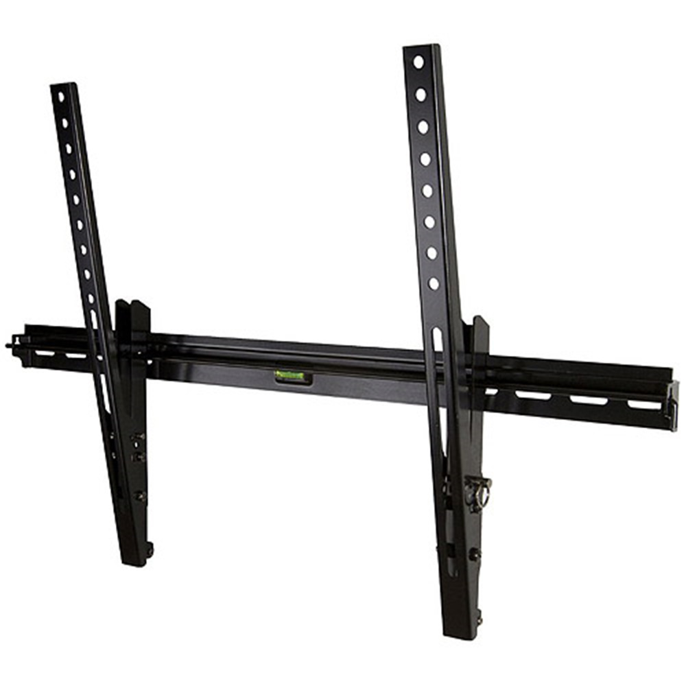 OmniMount Tilt TV Mount for 37-Inch to 80-Inch TVs with Tilt Motion to Reduce Glare, Easy Installation, Black (New Open Box)
