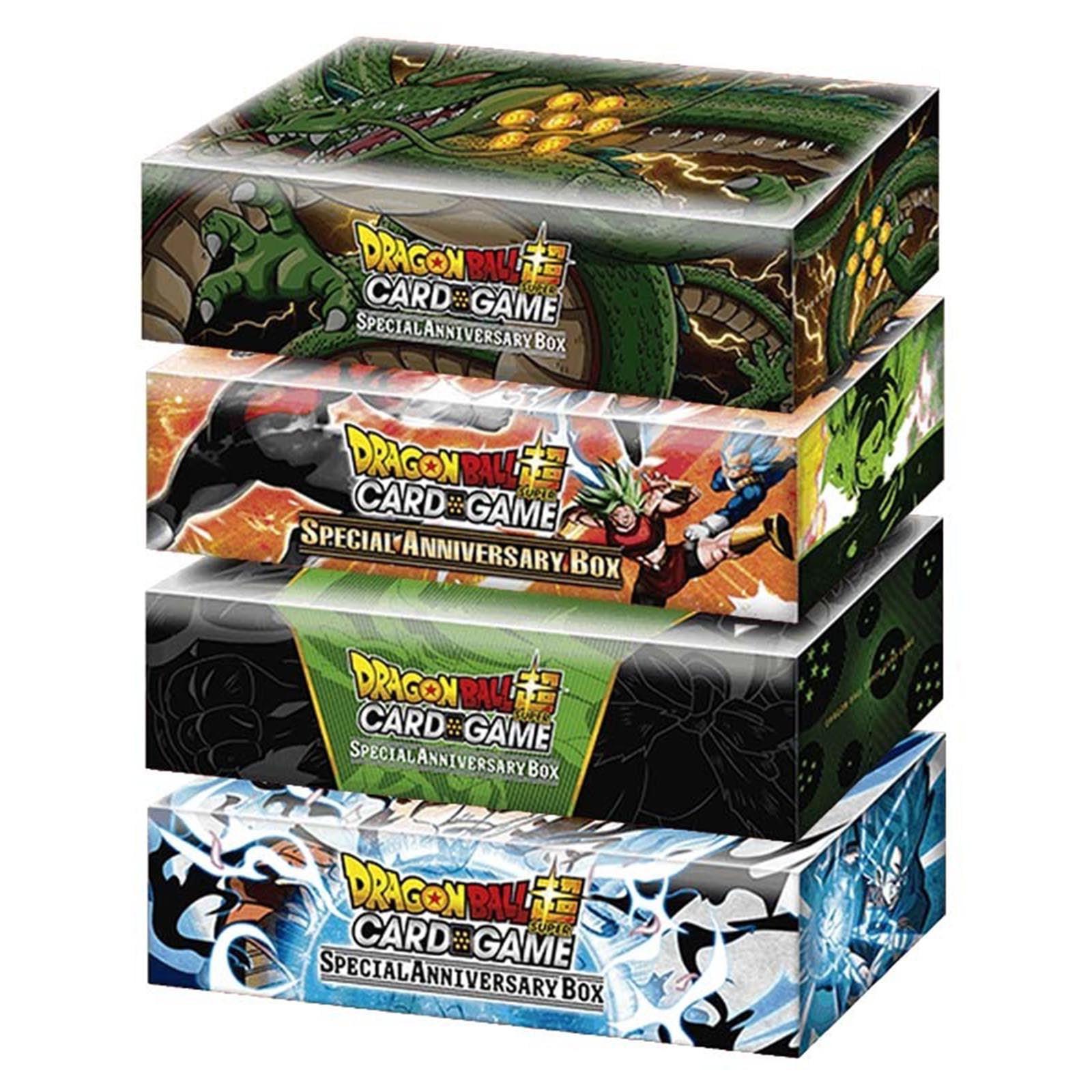 Dragon Ball Super Special Anniversary Box Walmart Com Walmart Com