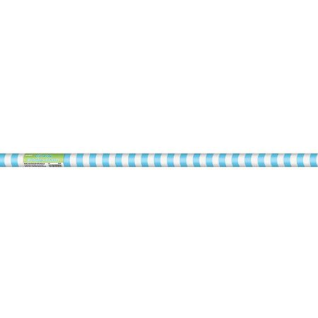 Wrapping Paper Blue (Light Blue Striped Wrapping)