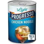 (4 pack) Progresso Soup, Low Fat Light, Chicken Noodle Soup