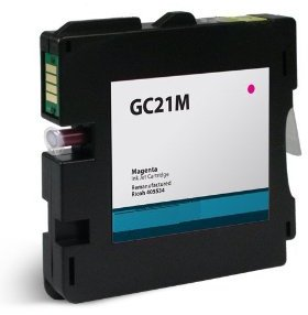 Compatible cartridge for Ricoh 405534 (GC21M) - magenta