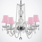 Harrison Lane Authentic All Crystal T40-50 Chandelier