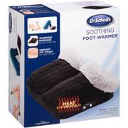 Dr. Scholl's Soothing Foot Warmer, Black