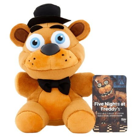 Funko: Five Nights at Freddy's - Freddy Collectible (5 Night At Freddy's 4 Halloween)