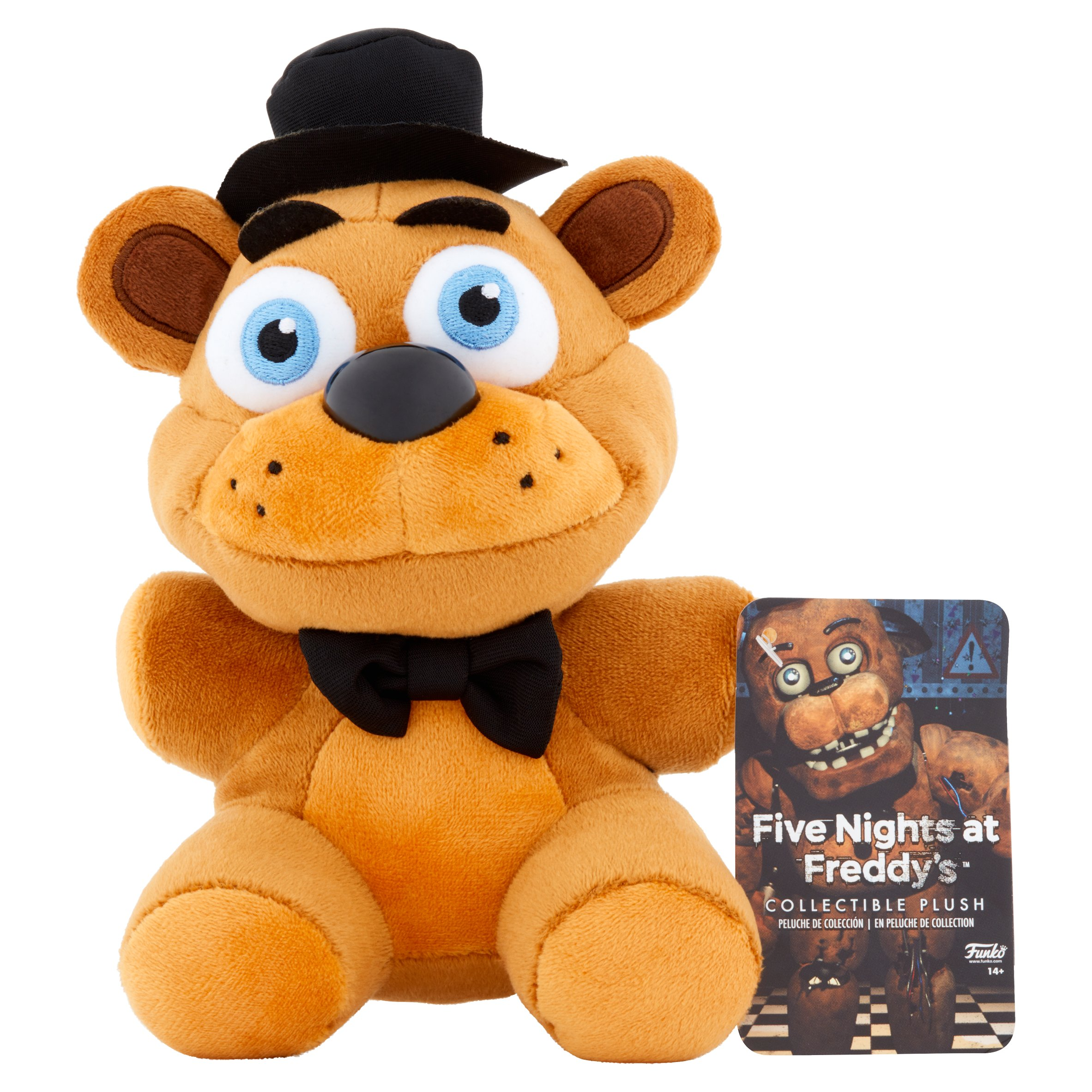 Funko: Five Nights at Freddy's - Freddy Collectible Plush