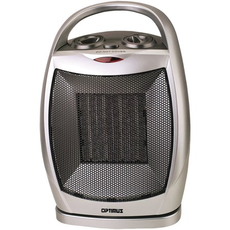 Camp Heater - Optimus Portable Oscillating Ceramic Heater With Thermostat OPSH7247 H-7247