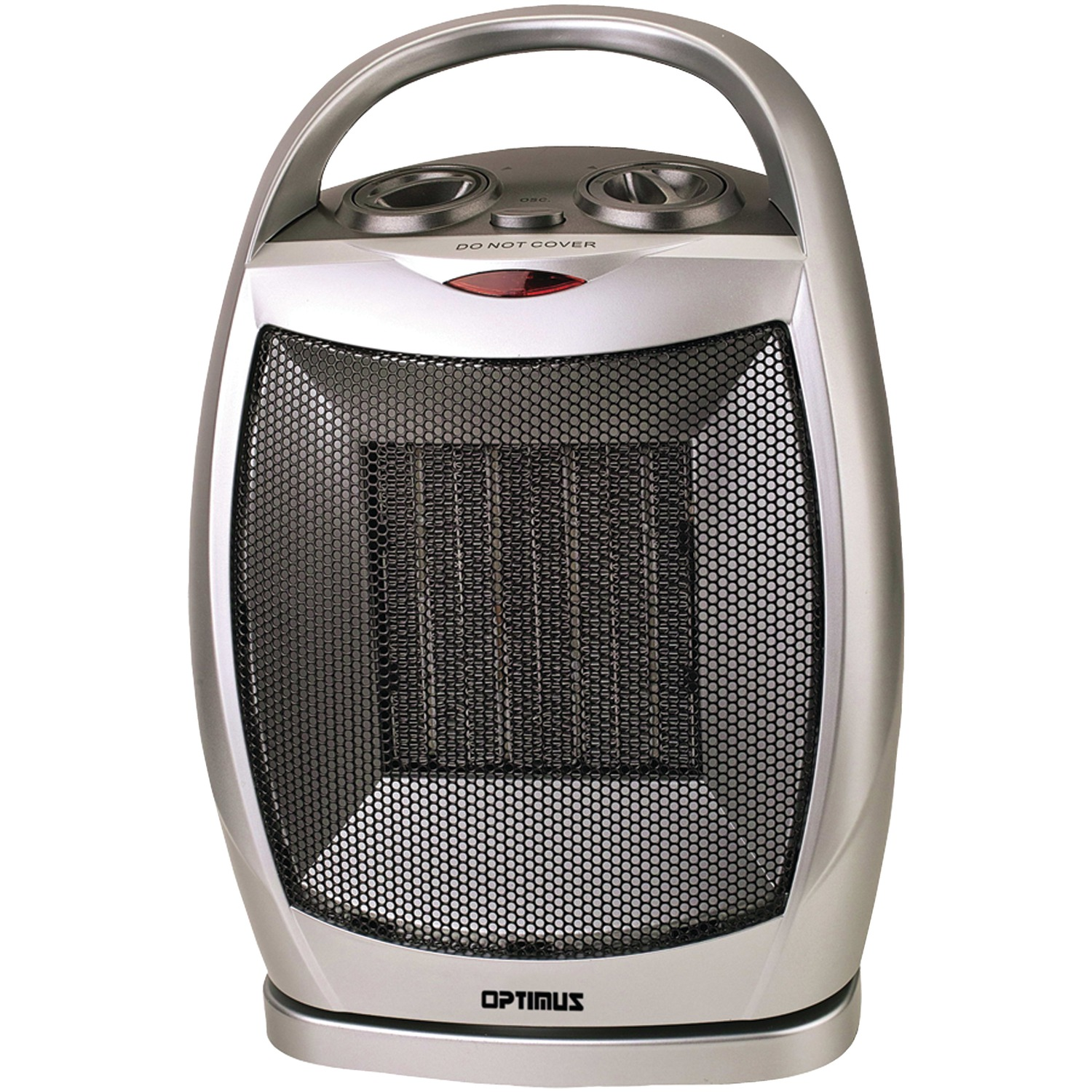 OPSH7247 H-7247 Portable Oscillating Ceramic Heater With Thermostat