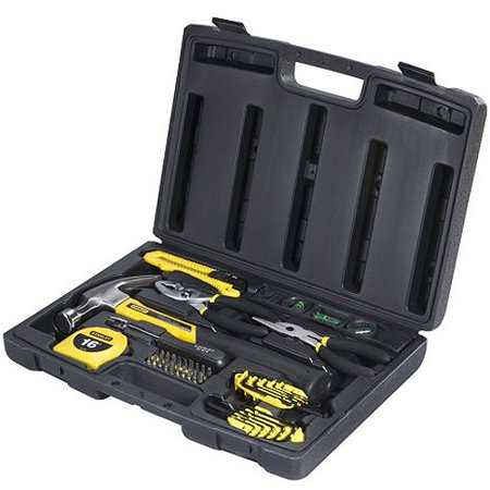 Stanley 44 Piece Mixed Tool Set, 94-690